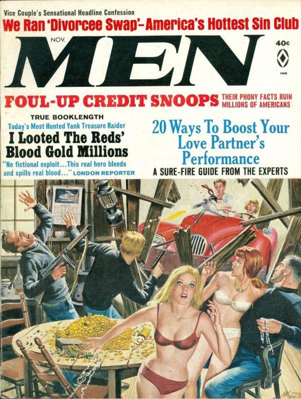 Men, November 1967