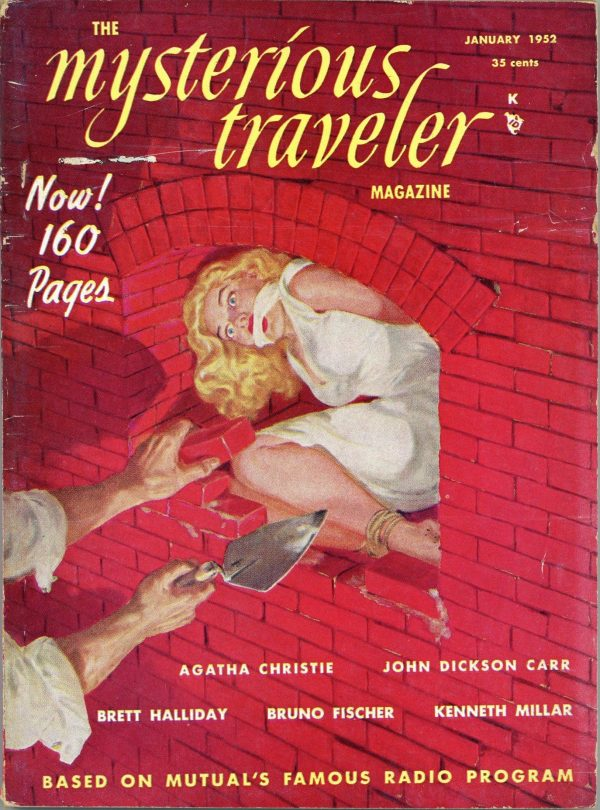 Mysterious Traveler January 1952