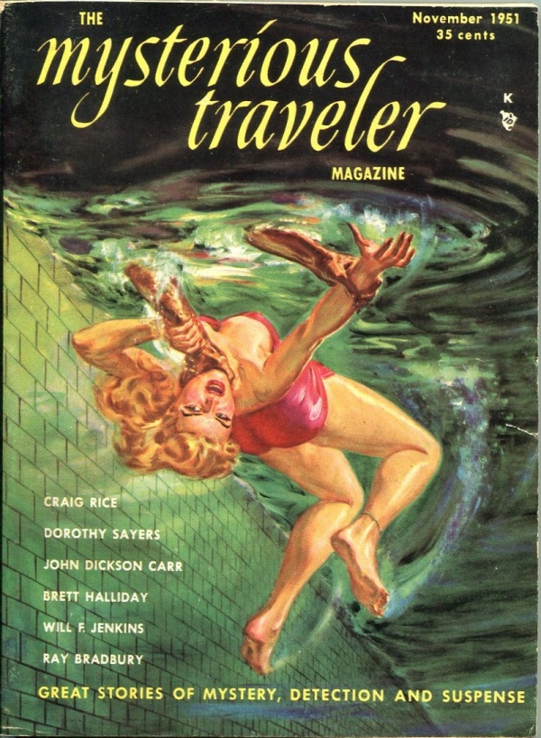 Mysterious Traveler November 1951