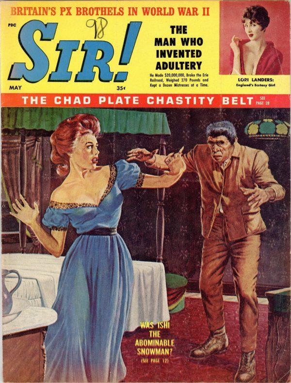 Sir! Magazine May 1962