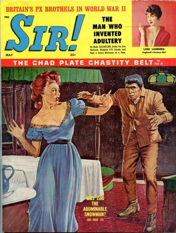 Sir! May 1962