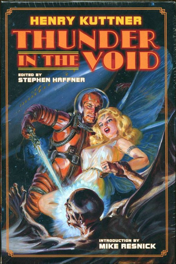 Thunder in the Void Henry Kuttner