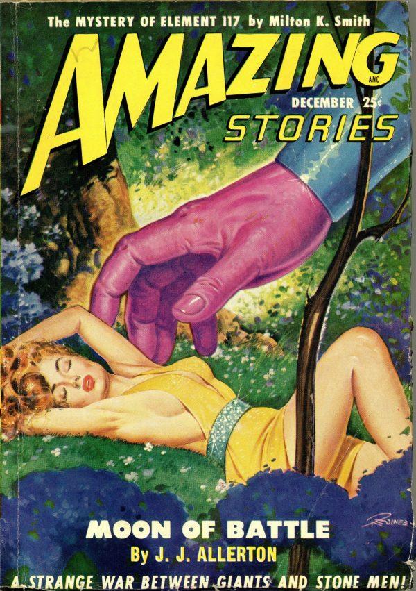 Amazing Stories December 1949