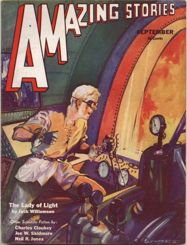 Amazing Stories September 1932