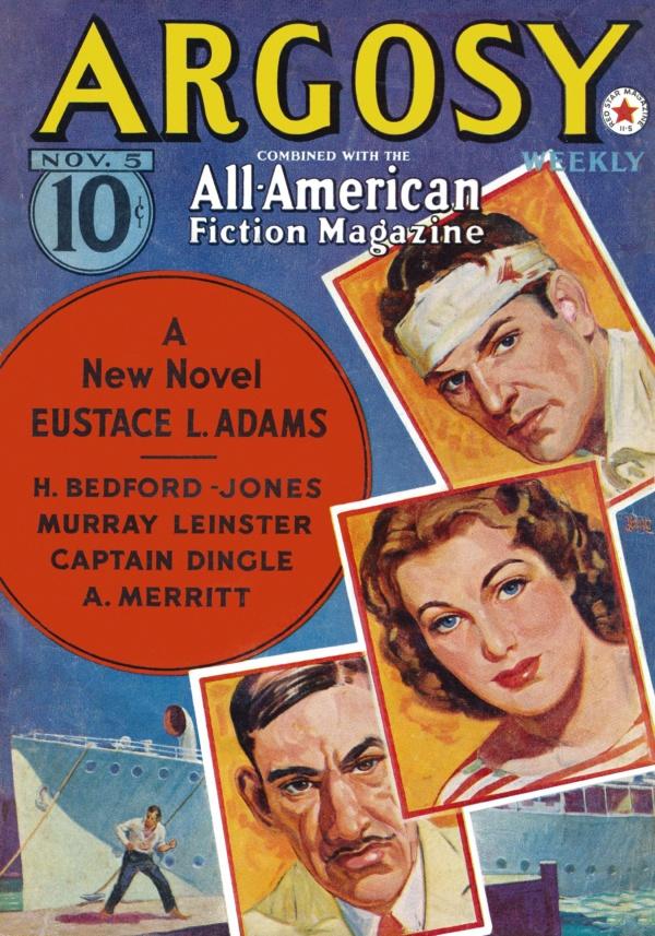 Argosy November 5, 1938