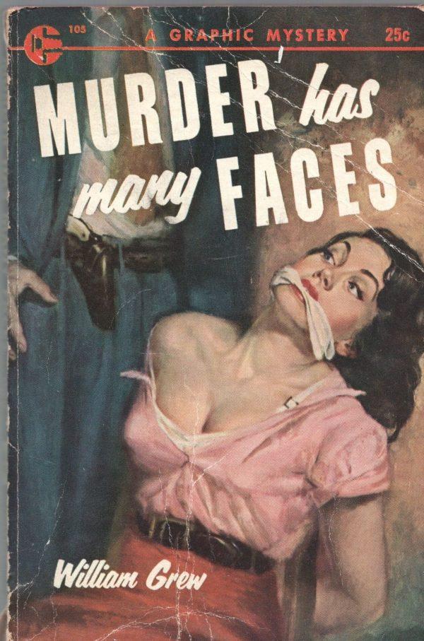 Graphic Books #105 1955
