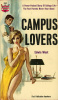 Monarch Books 334 - Edwin West - Campus Lovers thumbnail