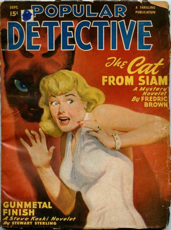 Popular Detective September 1949