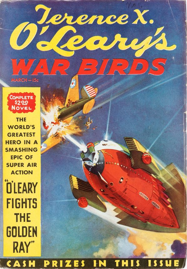 Terence X. O'Leary's War Birds - March 1935