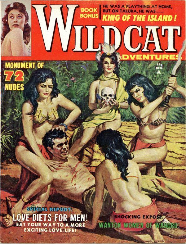 Wildcat Adventures November 1961