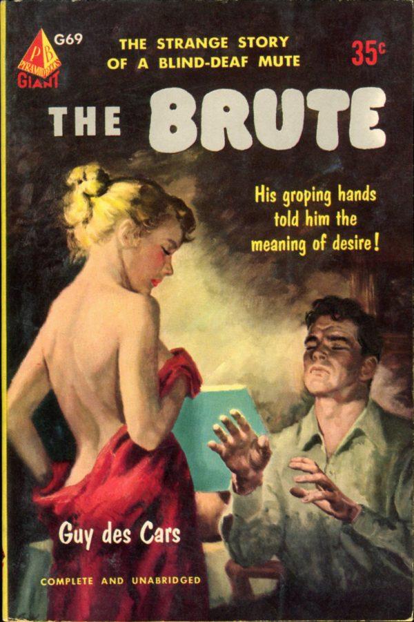 48026536866-The Brute. Pyramid, 1952