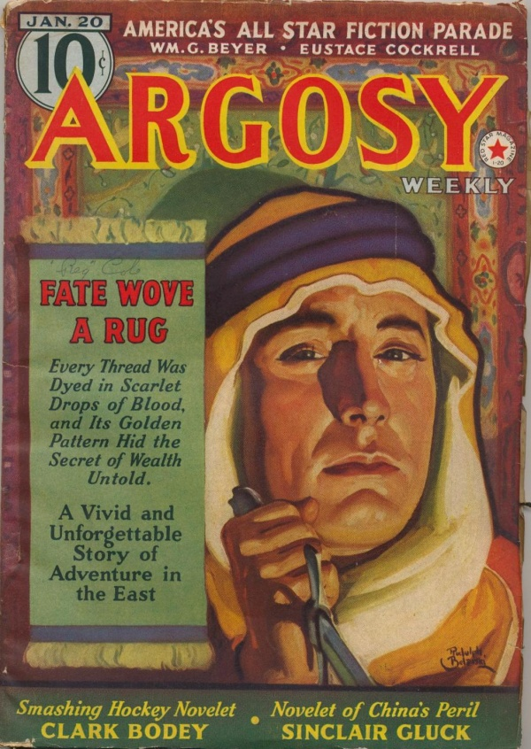Argosy Weekly January 20, 1940