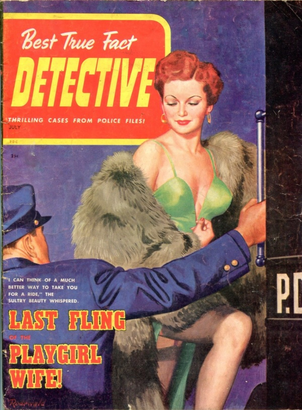 Best True Fact Detective July 1949