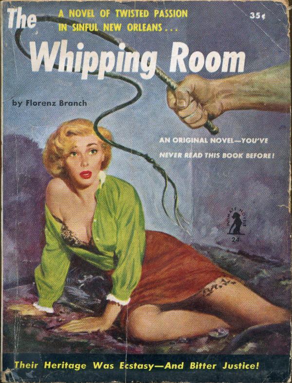 Intimate Novel #24, 1952