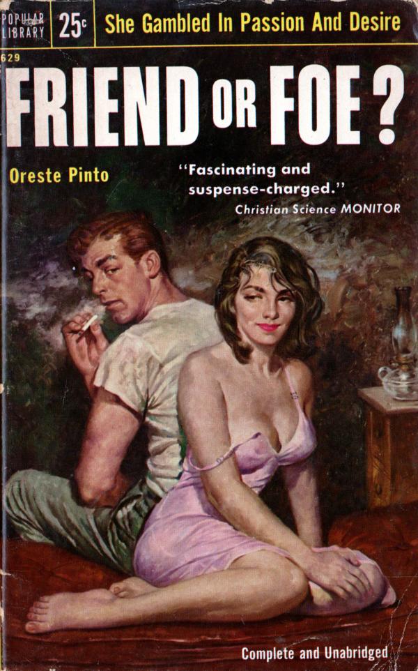 Popular Library 629 1954