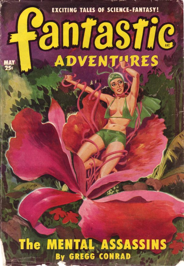 Fantastic Adventures: May 1950