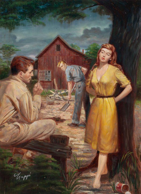 41794234-Backwoods_Hussy,_paperback_cover,_1952