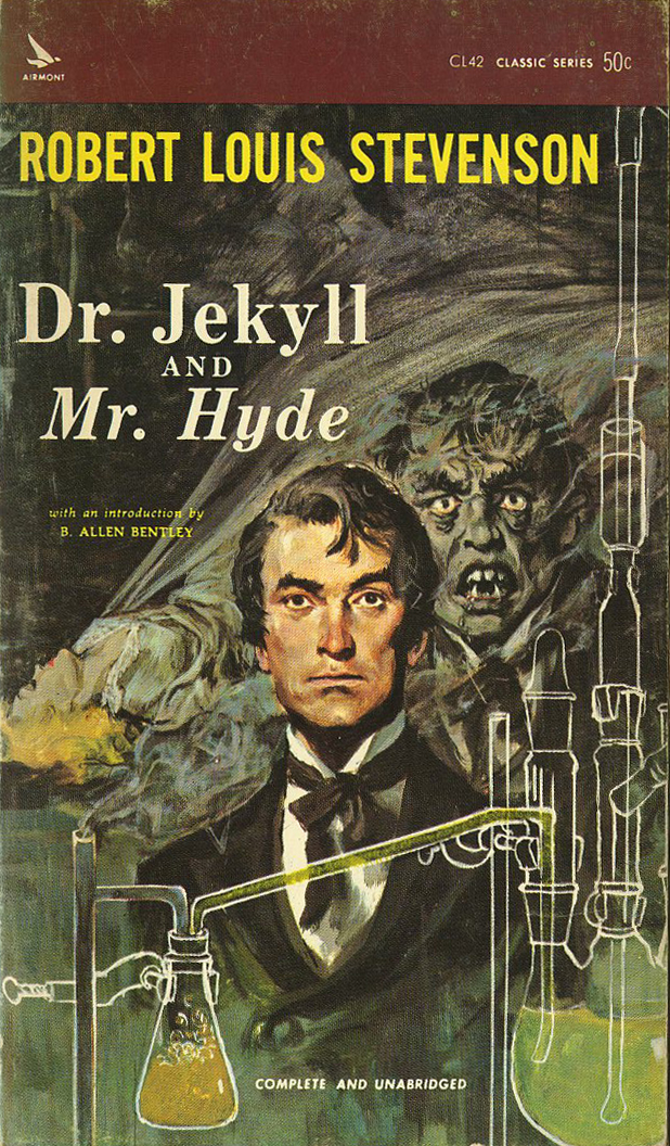 "an analysis of dr jekyll and mr hyde by robert louis stevenson Robert louis stevenson, ""chapter 5: the incident of the letter"", the strange case of dr jekyll and mr hyde, lit2go edition, (1886), accessed may 12."