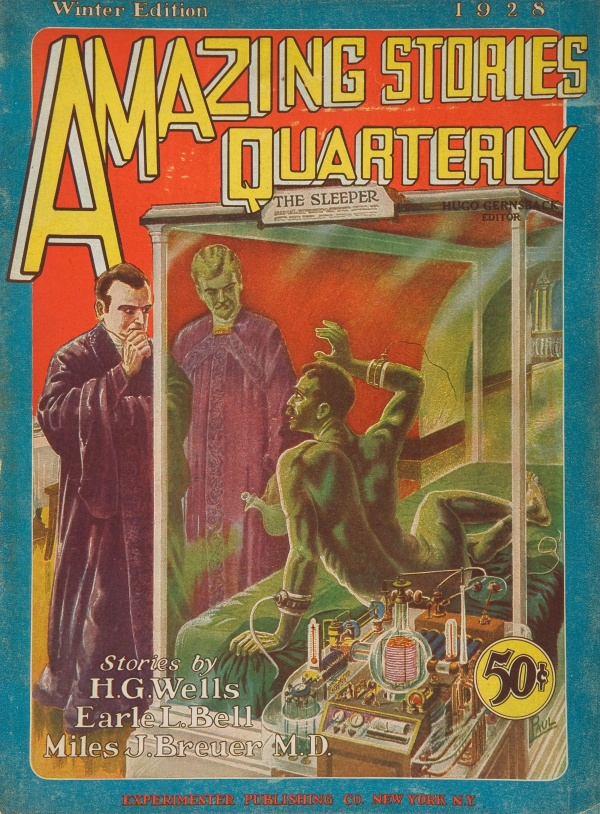 Amazing Stories Quarterly v01 n01 [1928-Wi] cover