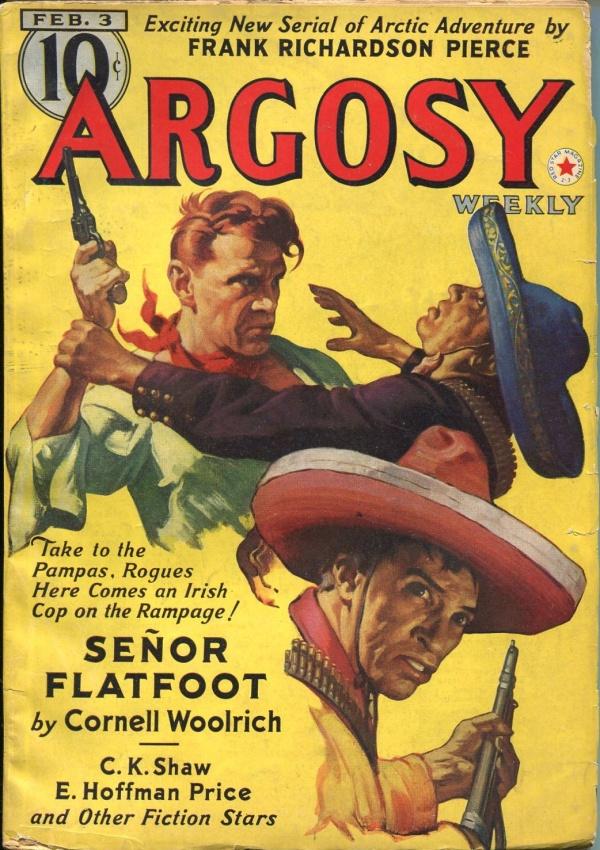 Argosy February 1940