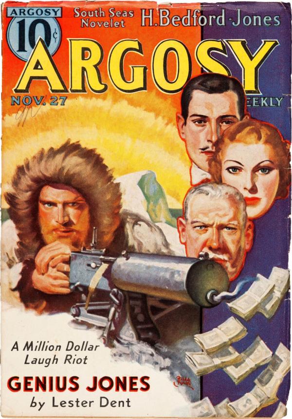 Argosy November 27, 1938