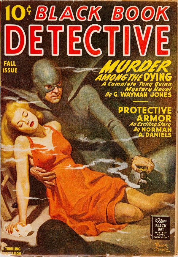 Black Book Detective - Fall 1945