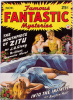 Famous Fantastic Mysteries - November 1942 thumbnail