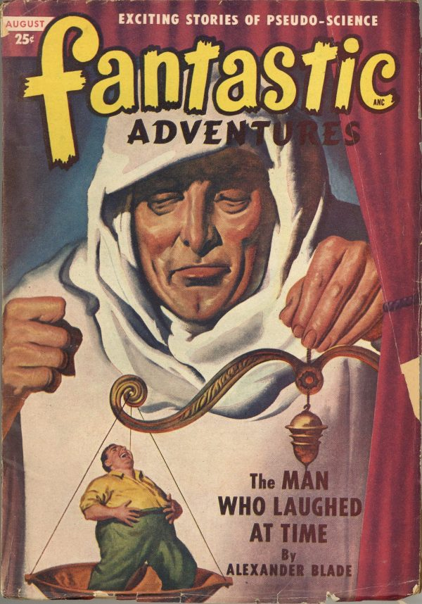 Fantastic Adventures Aug 1949