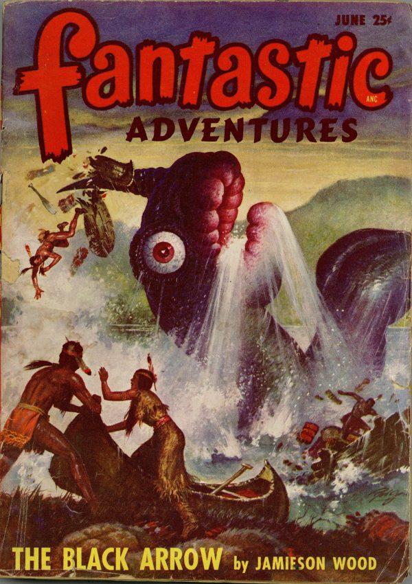 Fantastic Adventures June 1948