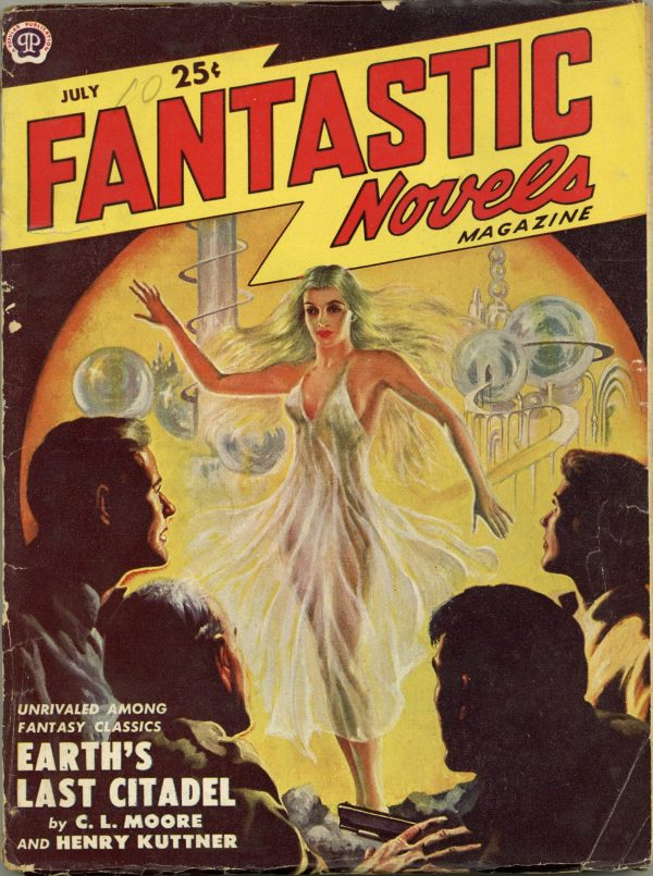 Fantastic Novels July 1950