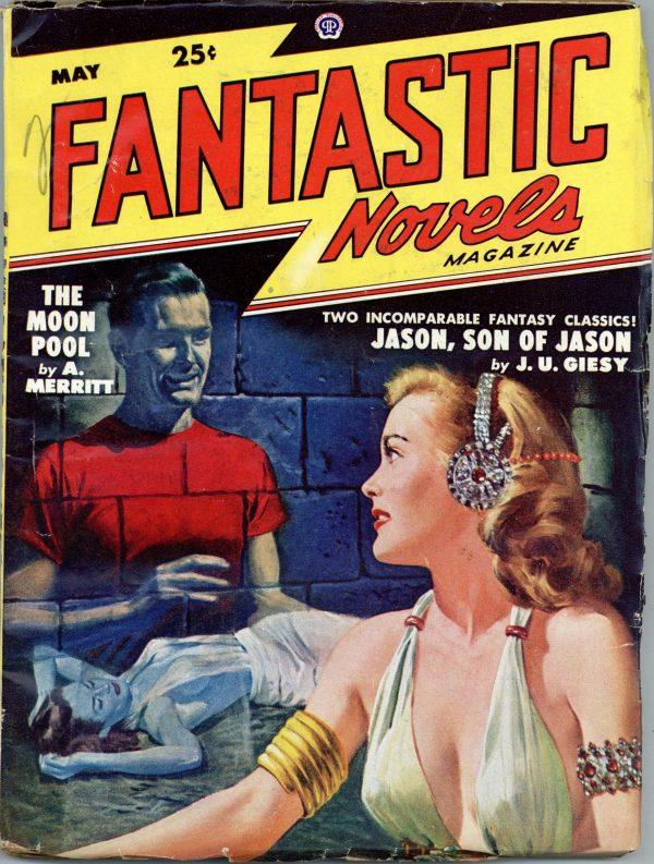 Fantastic Novels May 1948
