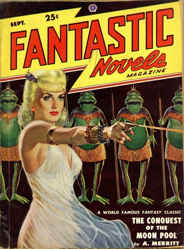 Fantastic Novels September 1948