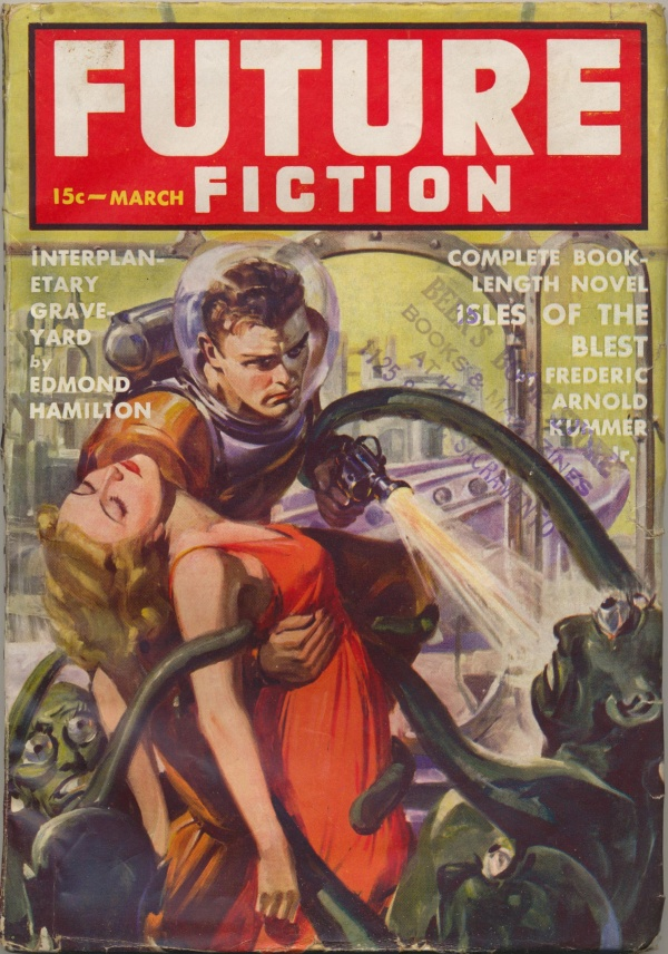 Future Fiction, March 1940
