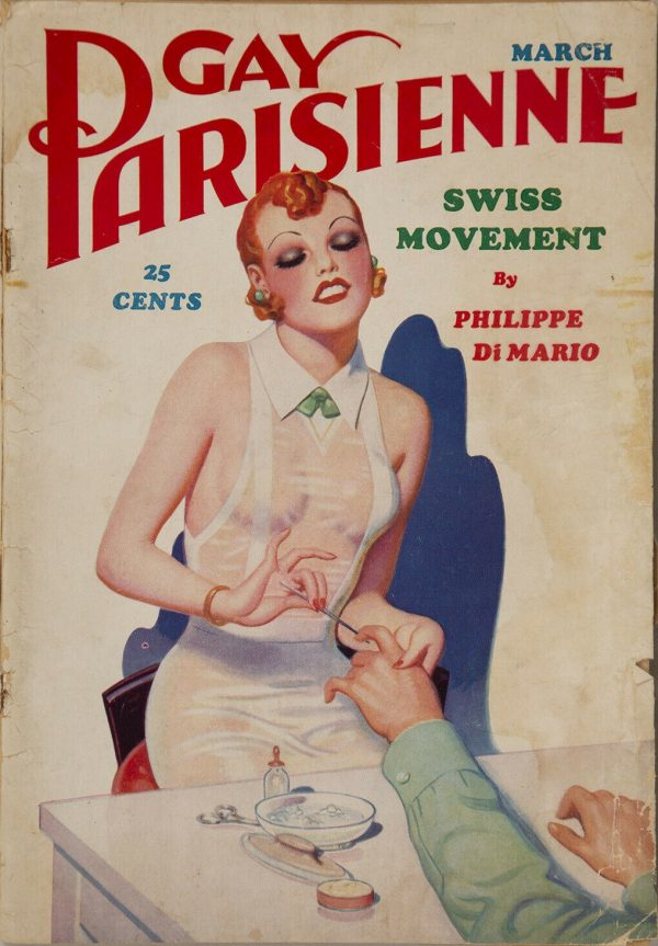 Gay Parisienne March 1936