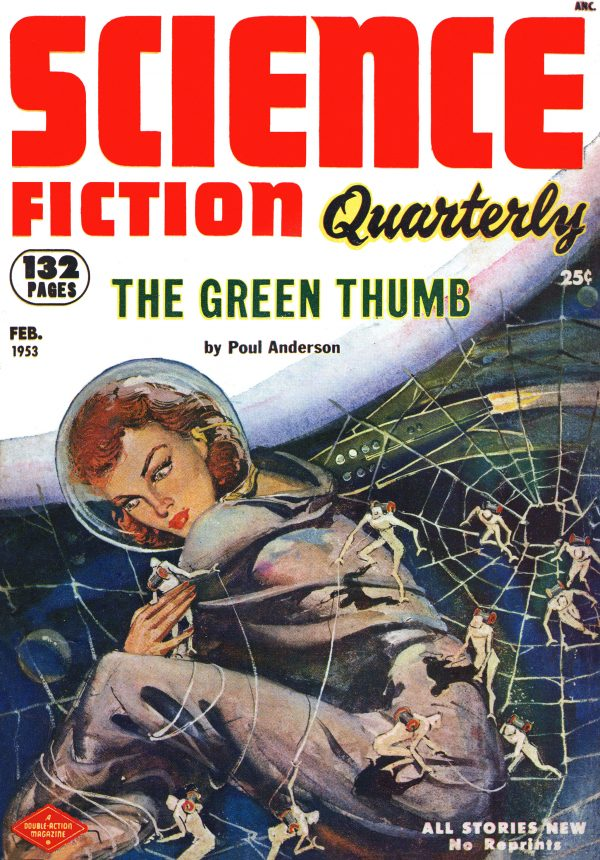 Science Fiction Quarterly - February 1953