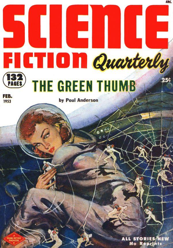 Science Fiction Quarterly - February 1953