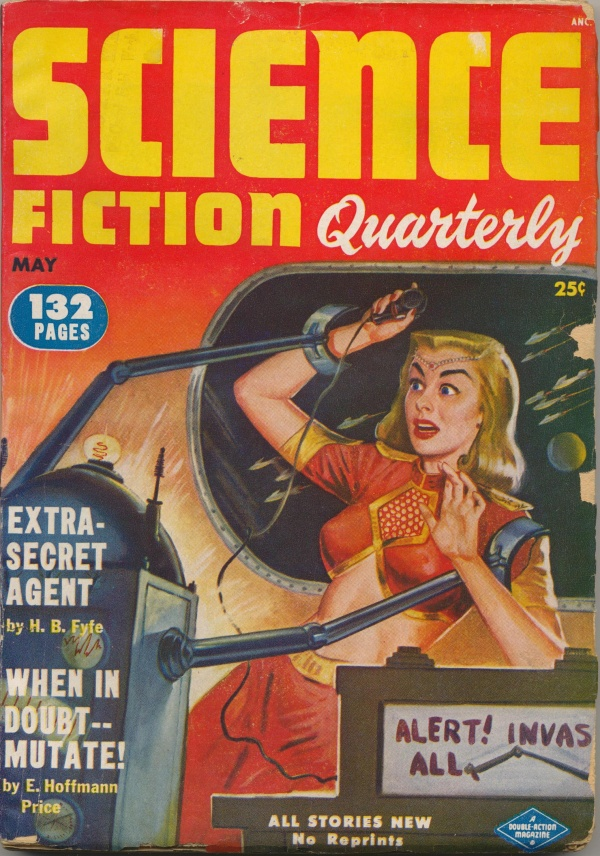 Science Fiction Quarterly May 1952