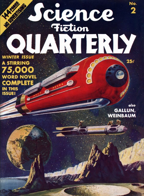 Science Fiction Quarterly, Winter 1941