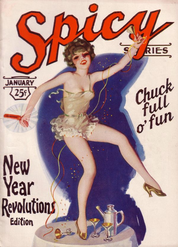 Spicy Stories January 1930
