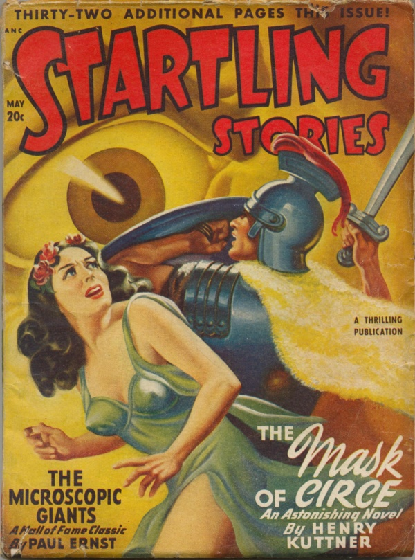 Startling Stories May 1948