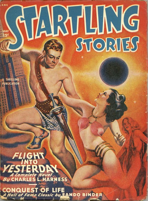 Startling Stories May 1949