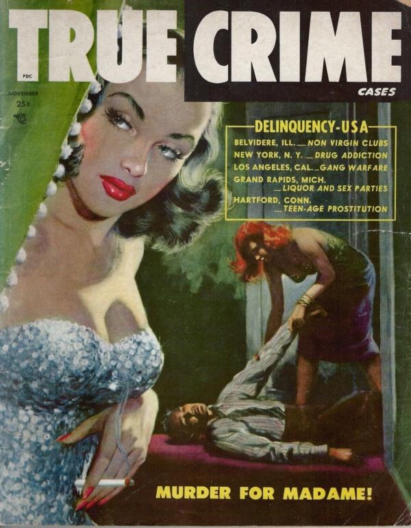 True Crime November 1952