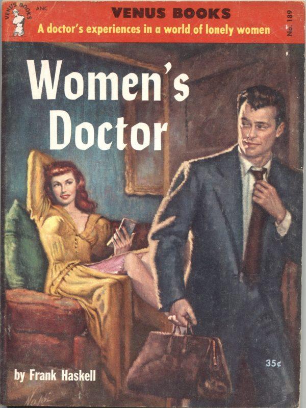 Venus Books #189 1955