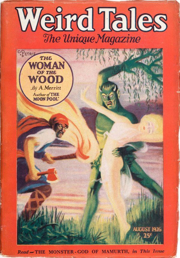 Weird Tales - August 1926