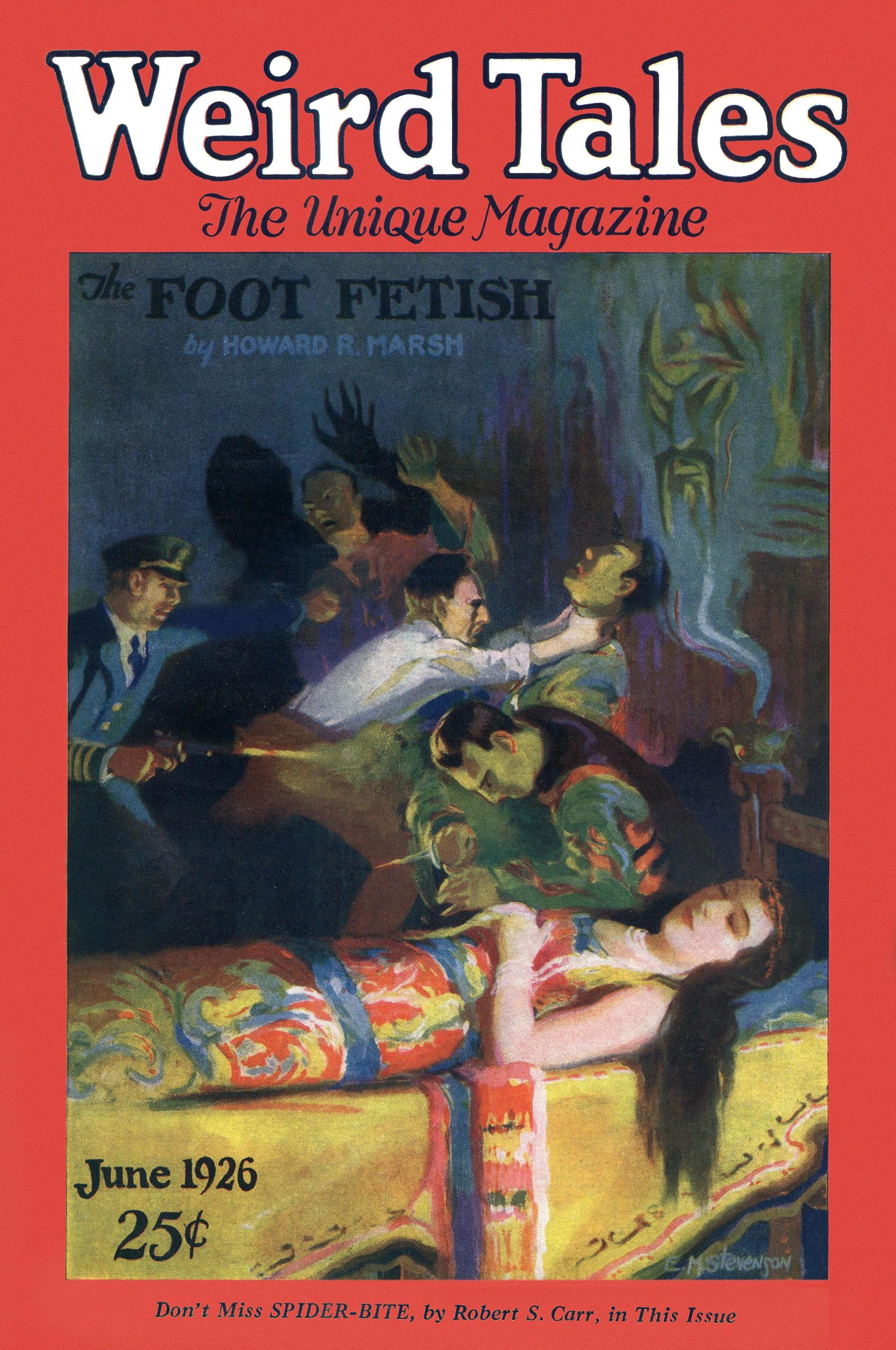 Foot fetish fiction