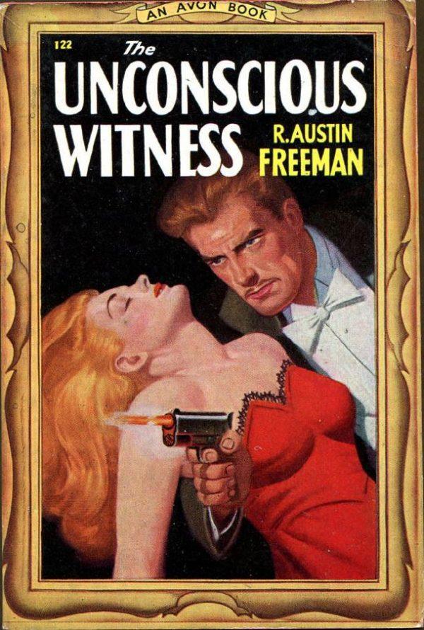 1947 Avon Books #122