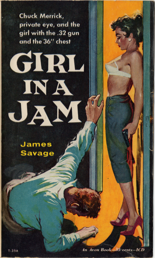 43378244-Girl_in_a_Jam_(1959)By_James_Savage.(US_Avon,_1959)_#T-356