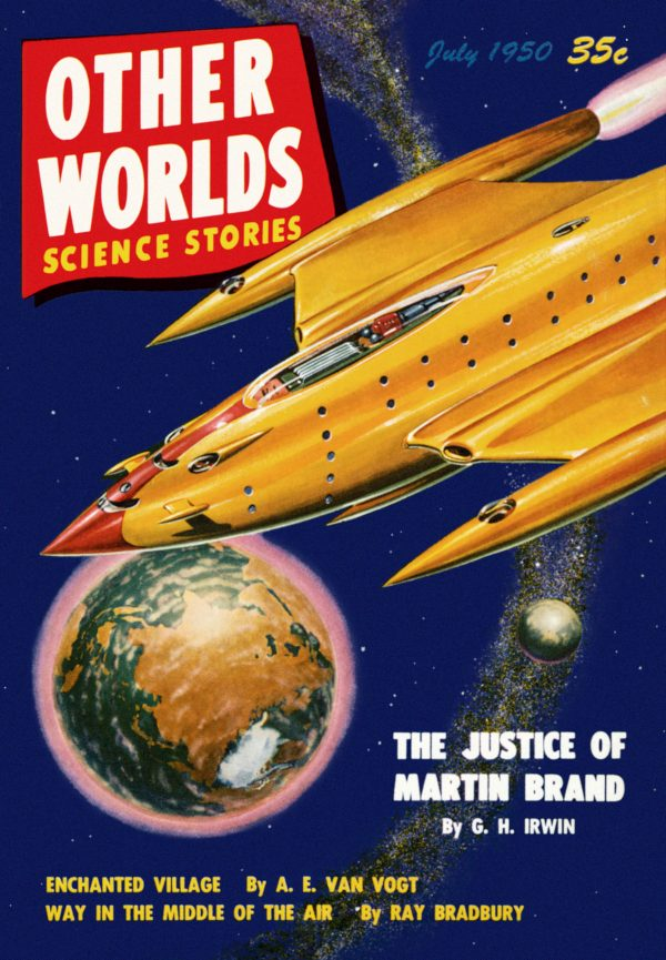 Other Worlds Science Stories, July 1950