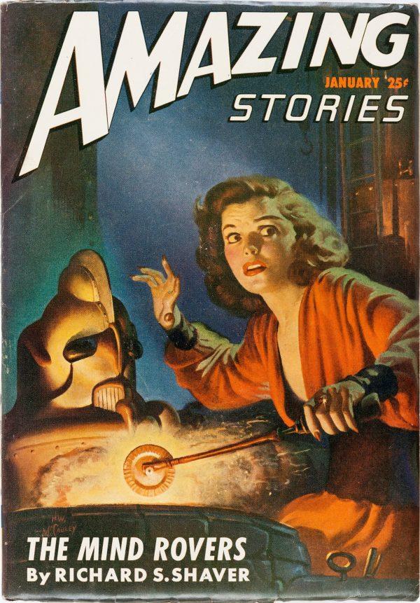 Amazing Stories January 1947
