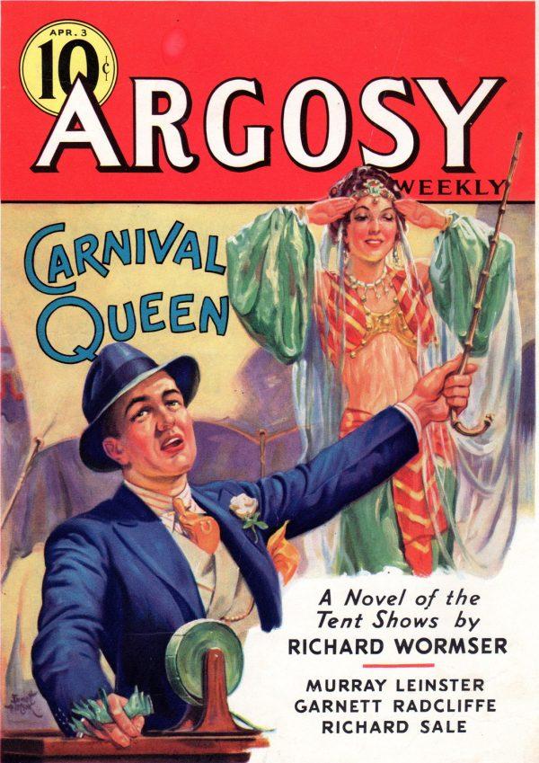 Argosy April 1937